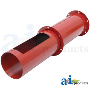A-191854C1: Case-IH Tailings Auger Delivery Tube