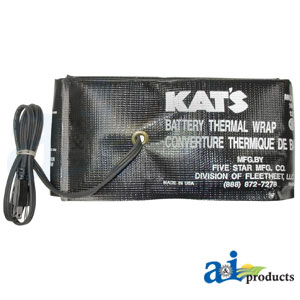 Thermal Battery Wrap