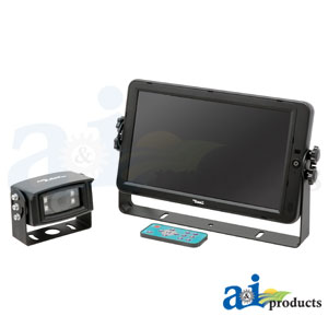 "A-HD10M1C 10"" Touch Screen CabCAM™ Systems"