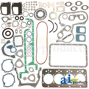 A-TOR1940122: Ford/New Holland Overhaul Gasket Set